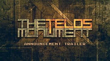 Автор DISTRAINT анонсировал новую игру - The Telos Monument