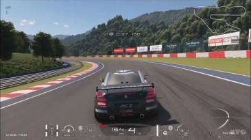 Gran Turismo Sport - Peugeot RCZ GR4 - Тест-драйв Геймплей (PS4 HD)