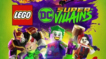 LEGO DC Super-Villains: Сохранение/SaveGame (Игра пройдена на 100%)