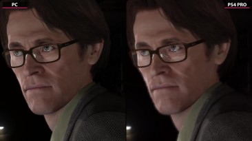 Beyond Two Souls - Сравнение графики PC vs. PS4 Pro 4K(Candyland)