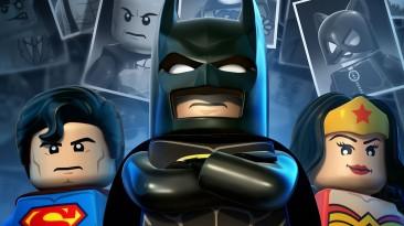 """LEGO Batman 2: DC Super Heroes """"DLC персонажи для PC версии + скрытые персонажи из файлов игры"""""""