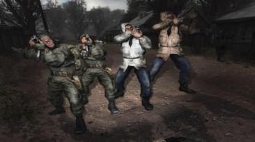 "S.T.A.L.K.E.R.: Shadow of Chernobyl ""Revsound mod"""