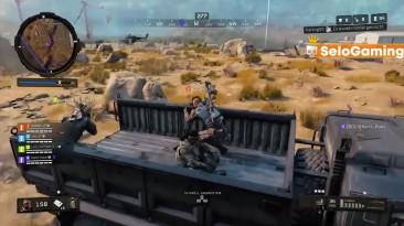 Call of Duty: Black Ops 4 смешные и эпические моменты эпизод 24