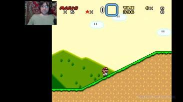 Super Mario World - Alex Danison 888 Episode - Звёздный уровень и сикретики (прохождение на русском)