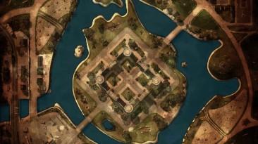 "Company of Heroes 2 ""(4 - 6) The Skull Island (200) (карта)"""