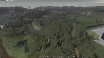 "Call of Duty 2 ""Карта - Saar River"""