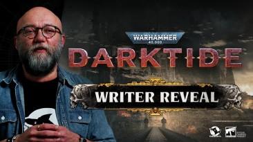 """Создатель """"Инквизитора Эйзенхорна"""" работает над сценарием Warhammer 40,000: Darktide"""