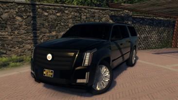 "Mafia 2 ""Cadillac Escalade IV ESV Platinum"""