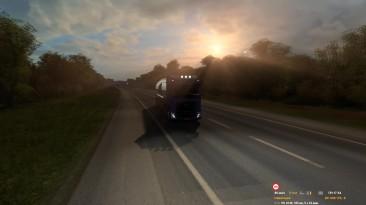 Euro Truck Simulator 2. Ford F-Max. НЛО?