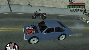 """Grand Theft Auto: San Andreas """"Volkswagen Passat LS 78"""""""