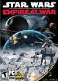 Обложка игры Star Wars: Empire at War
