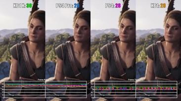 Assassin's Creed: Odyssey - производительность игры протестировали на стандартных и улучшенных консолях