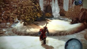 Darksiders Warmastered Edition (Как получить броню бездны в новой игре)