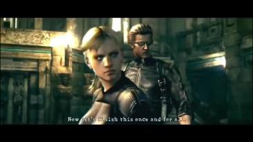 Всё об Альберте Вескере Resident Evil