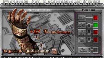 Dead Space 3: Трейнер/Trainer (+12) [1.1] {sILeNt heLLsCrEAm/HoG}