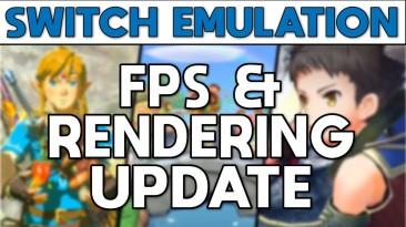 Последний апдейт эмулятора Nintendo Switch ощутимо увеличил FPS и стабильность в эксклюзивах консоли