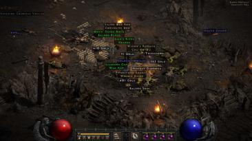 "Diablo 2: Resurrected ""1000 новых предметов"""