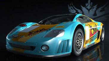 "Race Driver: GRID ""Artworks(Арты)"""