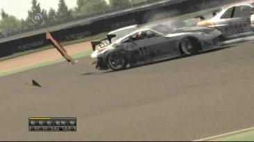 Race Driver Grid vs Dirt 2