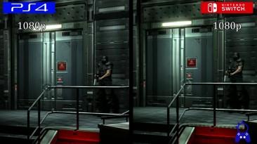 Тест производительности Doom 3 на Nintendo Switch и PS4