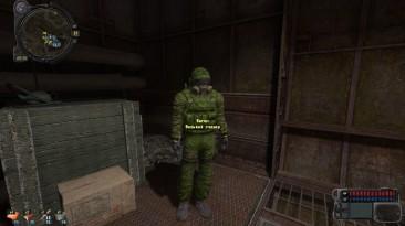 "S.T.A.L.K.E.R.: Call of Pripyat ""Модель военного ВС РФ"""