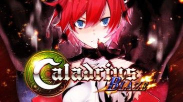 В продаже Steam появилась игра Caladrius Blaze (2017)