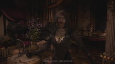 "Resident Evil: Village ""Удаление летающих мух"""
