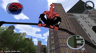 """Spider-Man 2: The Game """"Superior Spider-Man"""""""