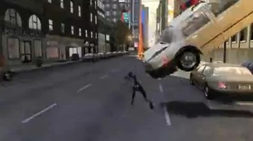 "Spider-Man: Web of Shadows ""Web Slingin' Wednesday: The Story"""