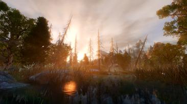 Для Skyrim выпущен мод с динамическим объемным освещением и тенями от солнца