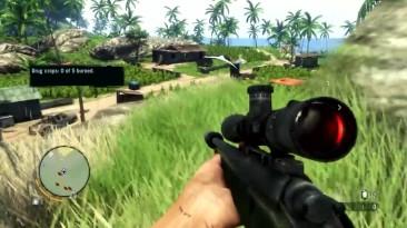 Эволюция серии игр Far Cry (2004 - 2016)