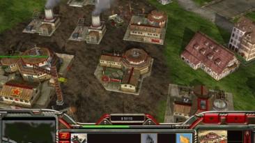 "Command & Conquer Generals: Zero Hour ""Карта - Small Village"""