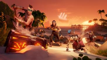 Новый трейлер Seasons Explained для Sea of Thieves