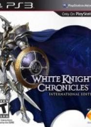 Обложка игры White Knight Chronicles