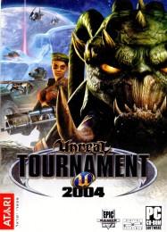 Обложка игры Unreal Tournament 2004