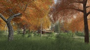 "Farming Simulator 19 ""Moд Ceзoнoв - RM Seasons"""