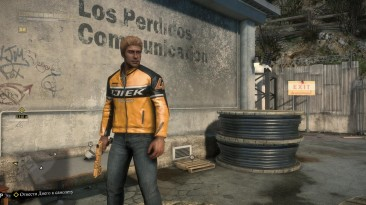 """Dead Rising 3 """"Day one Chuck DLC outfit"""""""