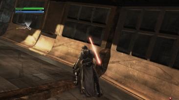 "Star Wars: The Force Unleashed ""Улучшение графики. GPF Mod"""