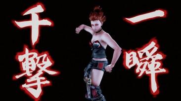 """Tekken 7 но это """"Правило 63""""! Часть 2"""
