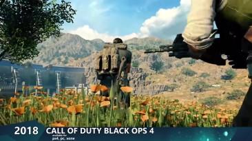Эволюция Call of Duty 2003-2019
