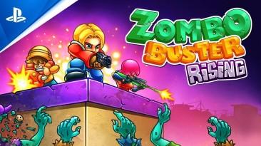 Zombo Buster Rising стала доступна на консолях Xbox и PlayStation