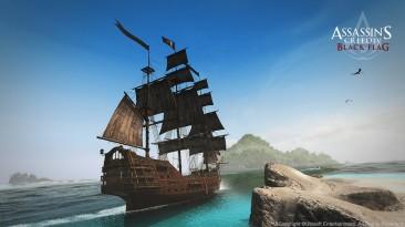 """Assassin's Creed 4: Black Flag """"Мод-пак: Месть королевы Анны & Якобит"""""""