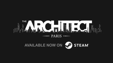 """В ранний доступ вышла градостроительная стратегия """"The Architect: Paris"""""""