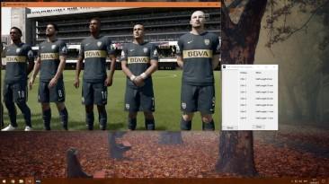FIFA 18 DEMO: Таблица для Cheat Engine (Редактор времени тайма)