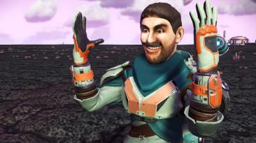 """Игрок No Man's Sky запустил необычную форму протеста - он требует ускорения релиза обновления """"Frontiers"""""""