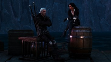"""Witcher 3: Wild Hunt """"More Robes"""""""
