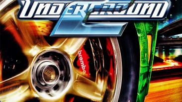"""Need for Speed: Underground 2 """"Original Motion Picture Soundtrack"""""""