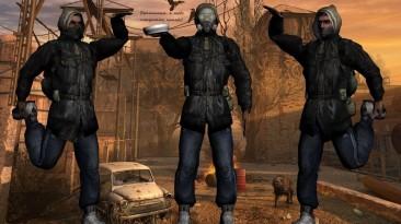 "Grand Theft Auto: San Andreas ""Пак бандитов из S.T.A.L.K.E.R Тень Чернобыля"""