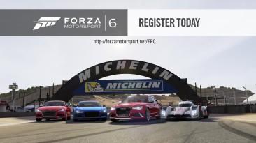Forza Motorsport 6: Трейлер второго сезона чемпионата Forza Racing