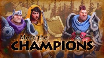 Champions of Anteria - Демо-версия игры уже доступна в Uplay